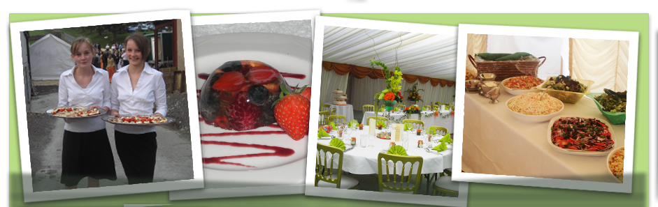 Homemade food for your special event